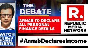 Arnab to make full disclosure of finances