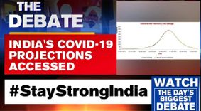 India's COVID-19 projections accessed