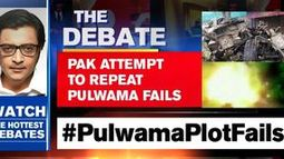 Pak attempt to repeat Pulwama fails