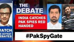 India catches Pak spies red-handed