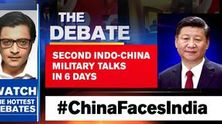 Second Indo-China military talks in 6 days