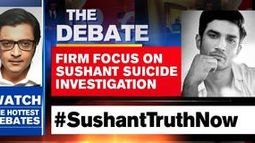 Focus back on Sushant death probe