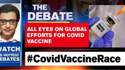 All eyes on global efforts for Covid vaccine