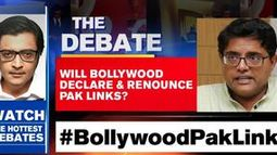 Will Bollywood declare and renounce Pak links?