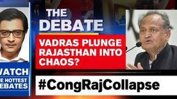 Vadras plunge Rajasthan into chaos?