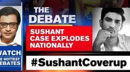 Sushant case explodes nationally