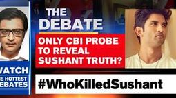 Only CBI probe to reveal Sushant truth?