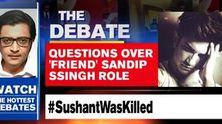 Questions over 'Friend' Sandip Ssingh role