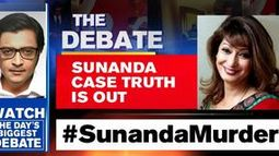 Sunanda case truth is out