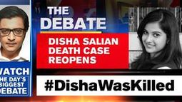 SSR-Disha death linked?