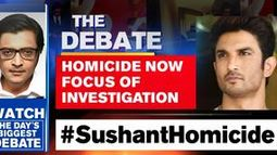Focus now on the 'Homicide' angle