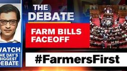Farm bills faceoff