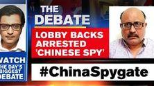 Lobby backs arrested 'Chinese Spy'