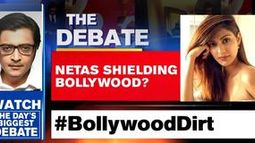 Is there political patronage to #BollywoodDirt?