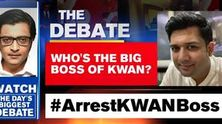 All leads point at Kwan, who is the big Boss?