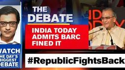India Today admits BARC fined it