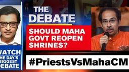 Should Maharashtra govt reopen shrines?