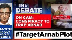 On cam: Conspiracy to trap Arnab