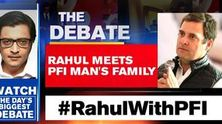 Rahul meets PFI man's family