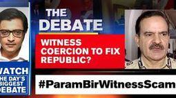 Witness coercion to fix Republic?