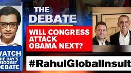 Obama's Rahul analysis stares at Congress