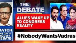 Congress allies slam & dump party, does nobody want the Gandhis?