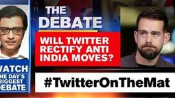 Will Twitter rectify anti-India moves?