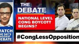 Cong-less Opposition?