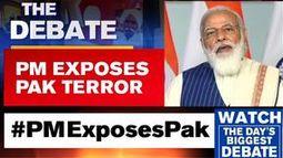 PM exposes Pak terror