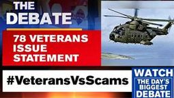 78 veterans issue statement