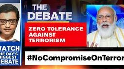 Zero tolerance against terrorism