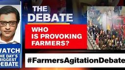 Who is instigating farmers?