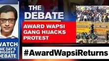 The return of the award wapsi