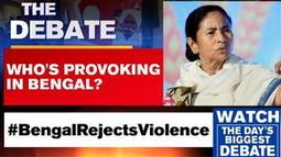Who's provoking in Bengal?