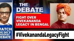 Fight over Vivekananda legacy in Bengal