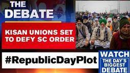Kisan unions set to defy SC order