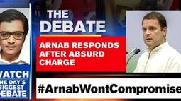 Arnab responds to absurd charges
