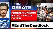 Farmers' unions reject truce offer