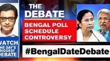 Mamata Banerjee raises questions over Bengal poll schedule