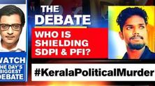 Who is shielding SDPI & PFI in Kerala?