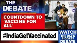 Countdown to vaccine for all rollout
