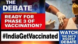 Are we ready for phase 3 of vaccination?