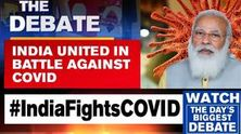 India puts a united fight against COVID