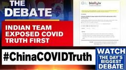 An Indian Team exposed COVID truth