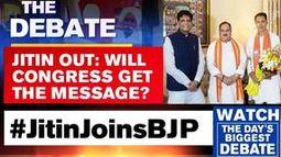 Jitin Prasada dumps Congress, joins BJP