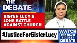 Politicians won't take a stand for Sister Lucy?