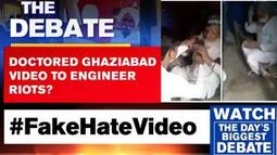5 held; SP Neta booked; truth to be out soon on the doctored video?