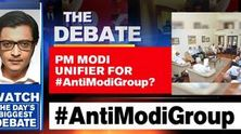 Is Modi the only binding factor of #AntiModiGroup?