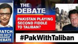 Pakistan cornered for supporting Taliban
