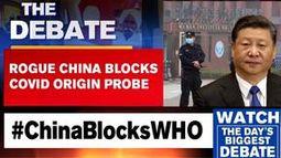 China blocks WHO led COVID origins probe